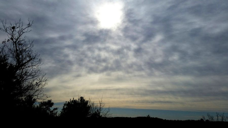cloudynovembersky