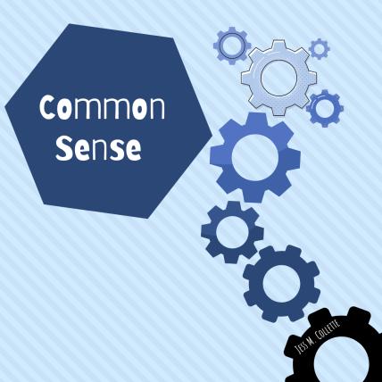 Common Sense www.jessicamcollette.com